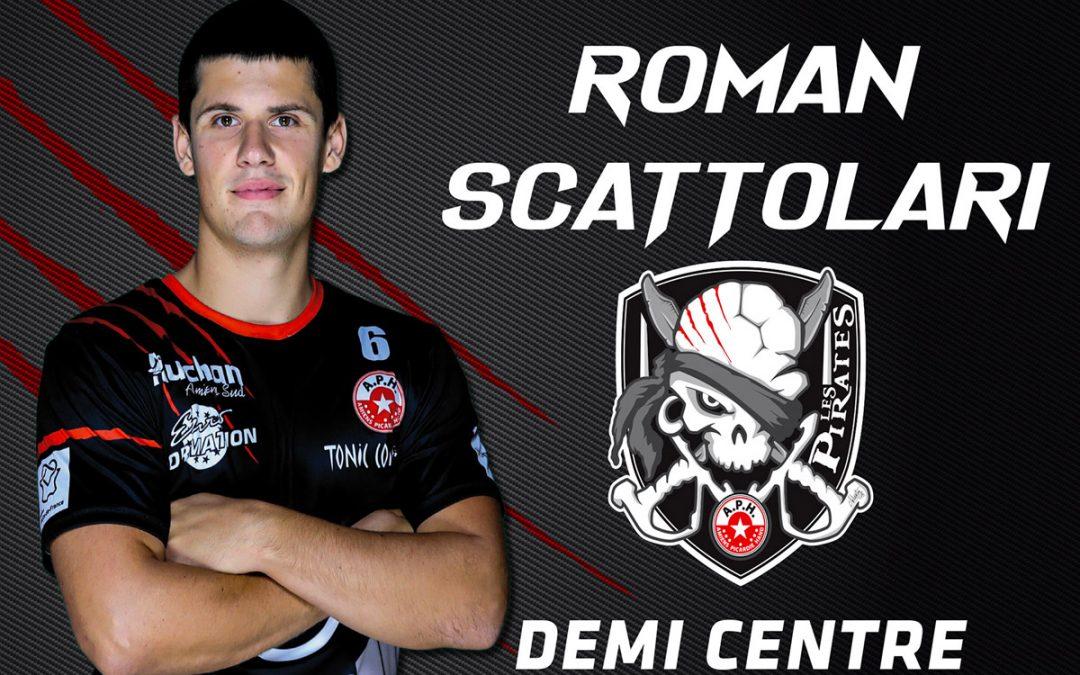 Interview de Roman Scattolari