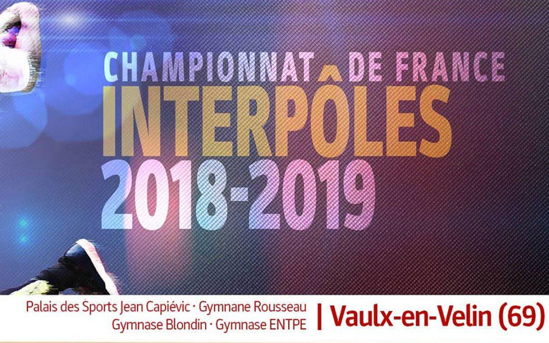 Interpôles masculins 2019