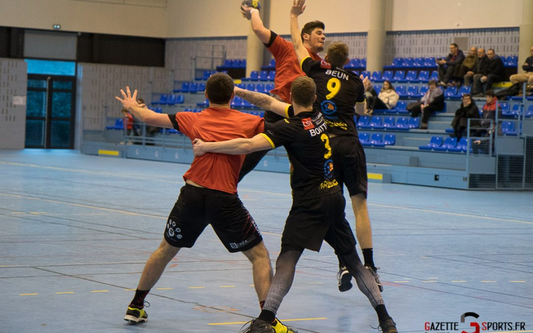 Les photos du match contre Hazebrouck