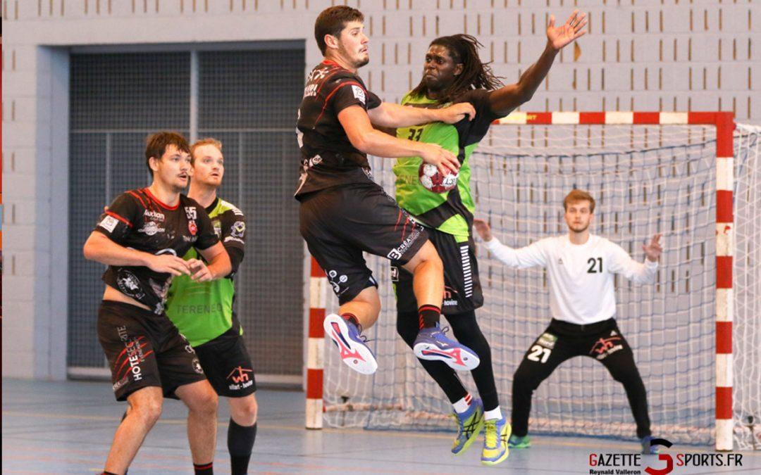 Les photos du match contre Villeneuve d'Ascq
