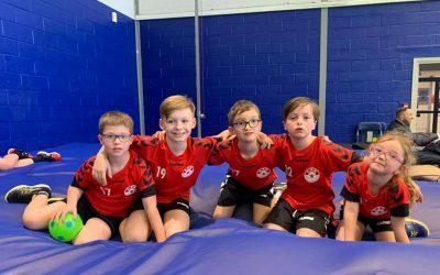 Stages Handball vacances de la Toussaint